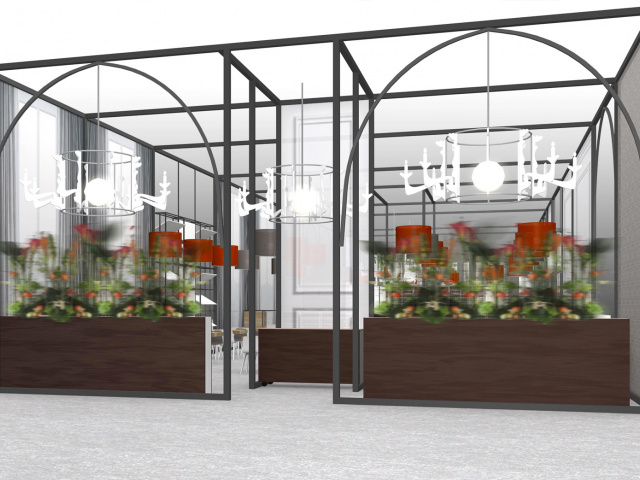 Messe Nürnberg Konzepte Restaurant 2016