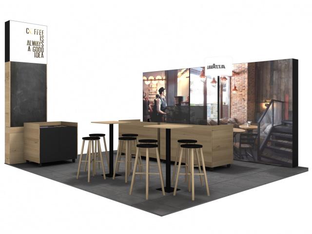 Messe Nürnberg Konzept Café 2016