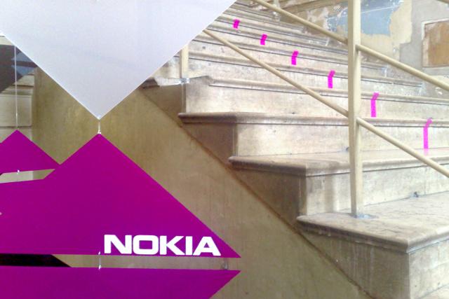 Nokia Event zur Fashionweek 2007