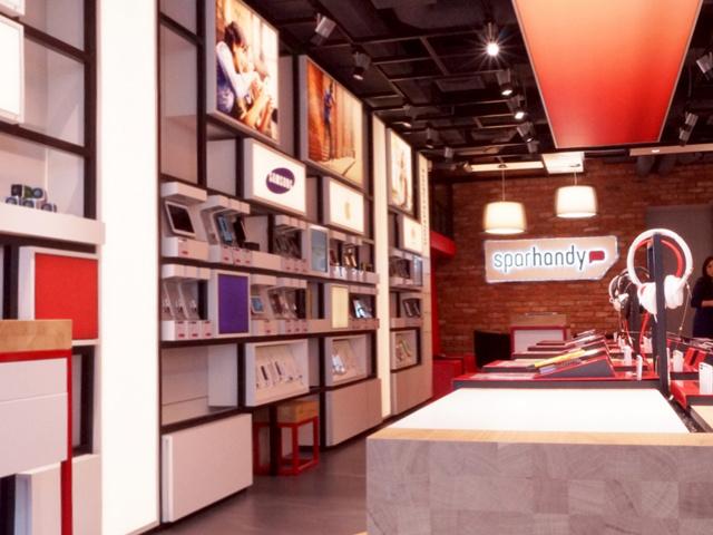 Sparhandy Flagshipstore 2013