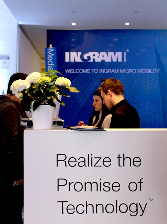 Ingram Micro Mobility Tagesveranstaltung Forum Mobility 2015
