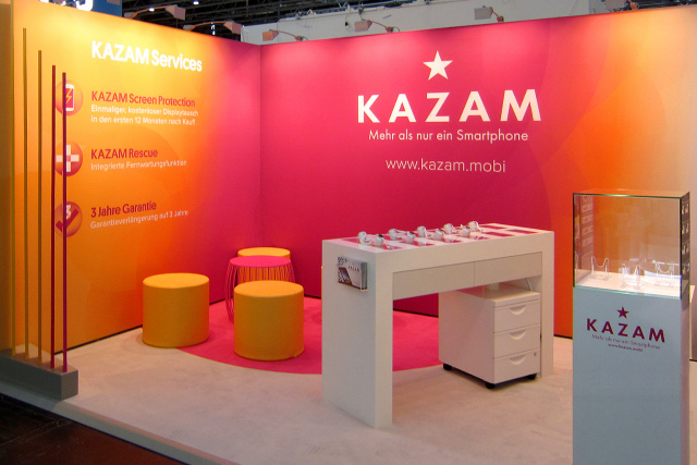 Kazam EP 2015