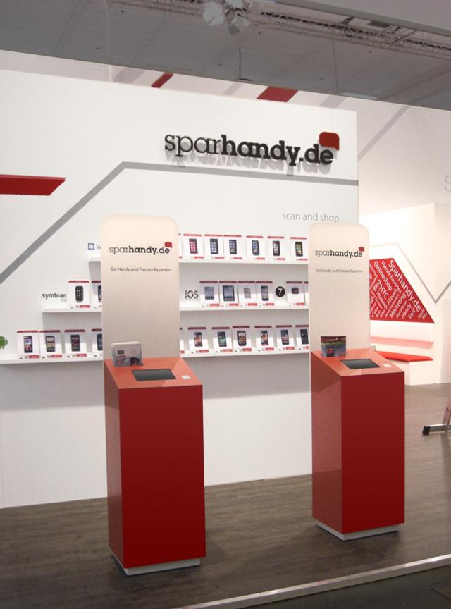 Sparhandy IFA 2012