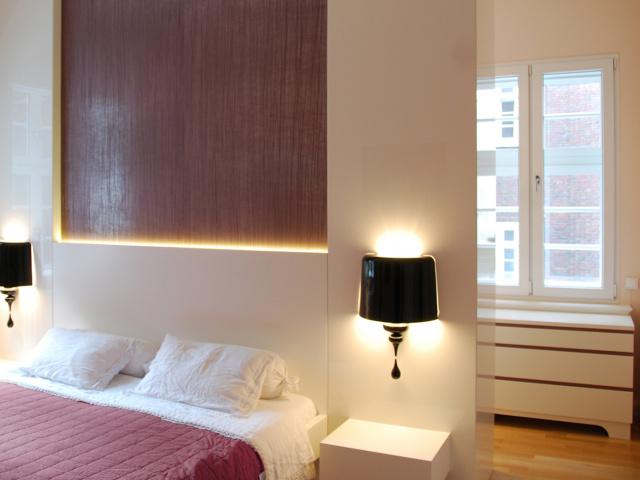 Umgestaltung Schlafzimmer Düsseldorf 2011