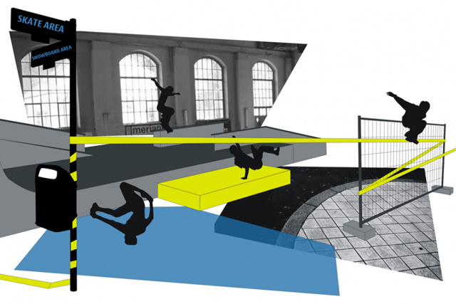 Urban Playground Konzept