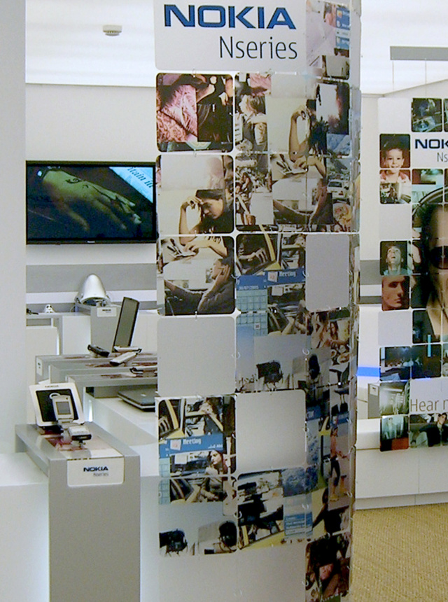 Nokia Nseries Store 2006 - 2008